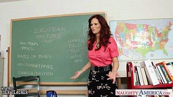 Debajo De Las Faldas Xxx Redhead sex teacher syren de mer fucking in the classroom