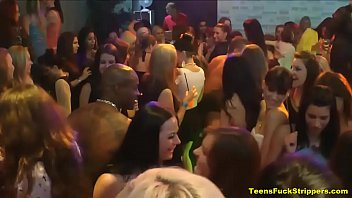 Crazy teens suck and bang cfnm stri..