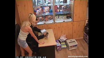 xxarxx الجنس الروسي في المكتب [كام الأمن]