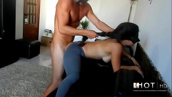 Videos de Sexo Socando no cu da gostosa de quatro no video porno brasileiro
