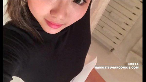 #AVNawards nom Busty Asian Teen Harriet Suga...