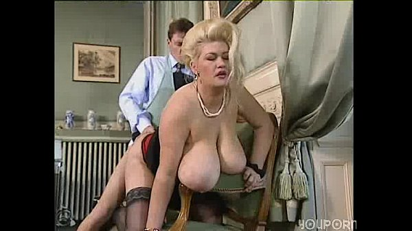 Amateur big boobed french milf fucked hard by a john doe - 1 part 10