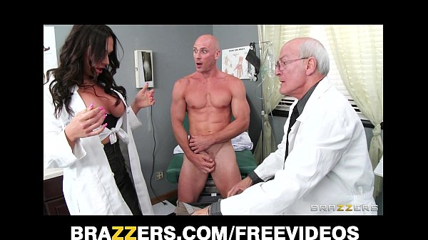 7 min Hot Assistant Destiny Dixon gets her patient long cock in her warm pussy