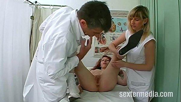Doctorul Pervers Fute O Pacienta Alaturi De Asistenta