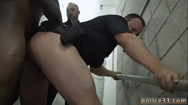 Porn gay old men only Fucking the white police with some chocolate