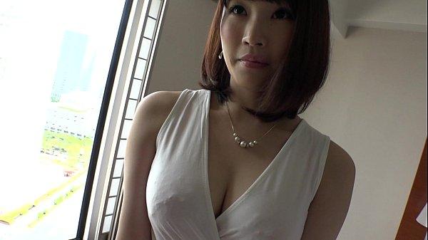 【素人妻動画】ウエストも引き締まってて、おっぱいも申し分ない素人妻とSEX!  の画像