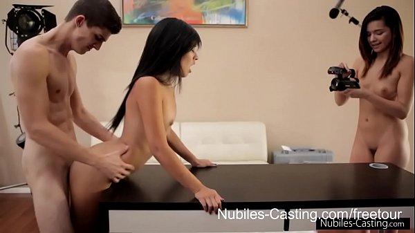 Latina twin girls nude