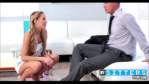 Teen Son Fucks the Babysitter - XVIDEOS. COM