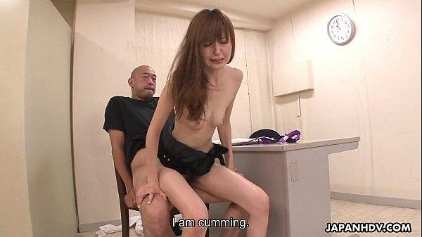 元モデルで人気AV女優の井川ゆいが女刑事に変身!中々口を割らない犯人をセックスで陥落させるえつくひでお 日本人
