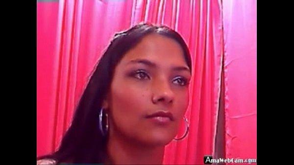 Nice Young Latina With Mini-Gape #1...