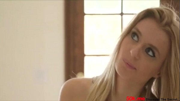 Hot Blonde Step Sister 19 min