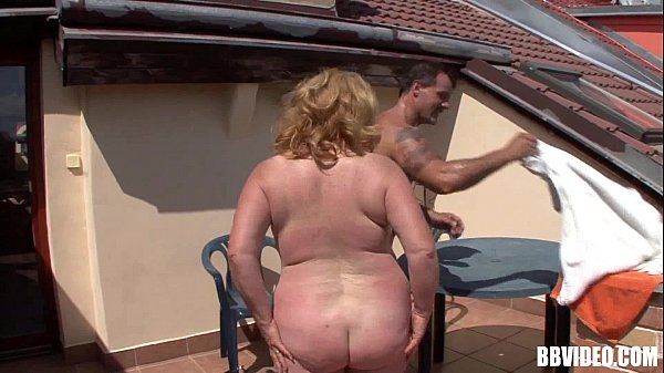 Blonde german whore gets fucked