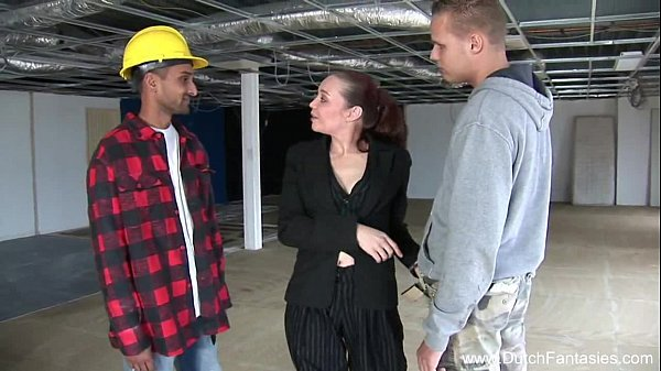 3some-on-the-dutch-construction-site