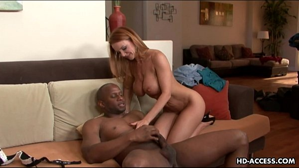 Big Boobed Brunette Getting Hardcore Sex With A Blacked Cock
