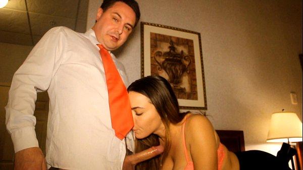 Natasha Nice: a porn 69 video with Andrea Di...