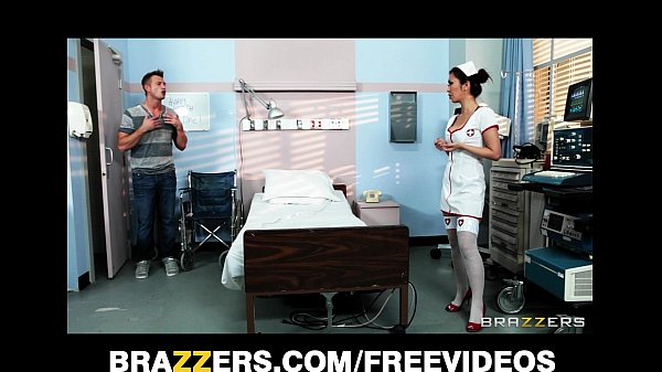 7 min Cute asian nurse Marcia Hase helps her patient to rehabilitate with her boobs