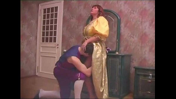 Shy young guy fuck mature mom