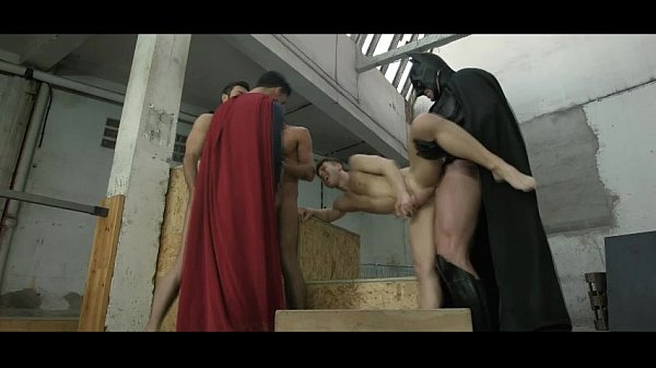 studs and have an extra ordinary gay orgy Batman and