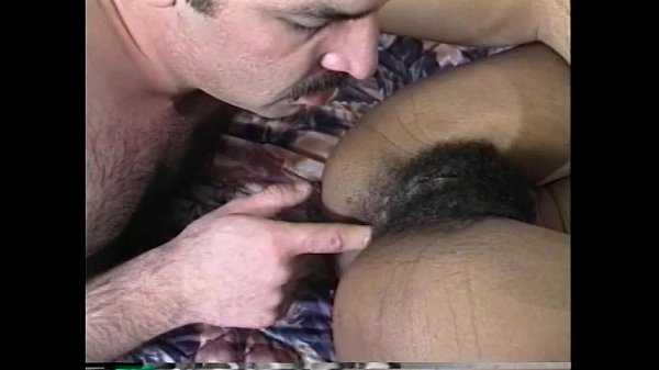 Hairy Black chick getting Fucked By Arabian ...