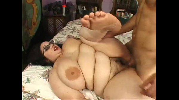Con fatty porn video