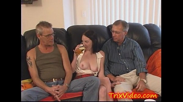 Young Teen Does DADDY and UNCLE...