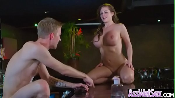 (Cathy Heaven) Superb Curvy Girl With Huge Butt Enjoy Anal Sex movie-13