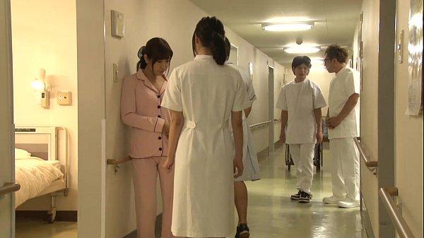 もう周りなんてどうでもいい...病院内で媚薬を盛られた女が即発情の中出し性交! →