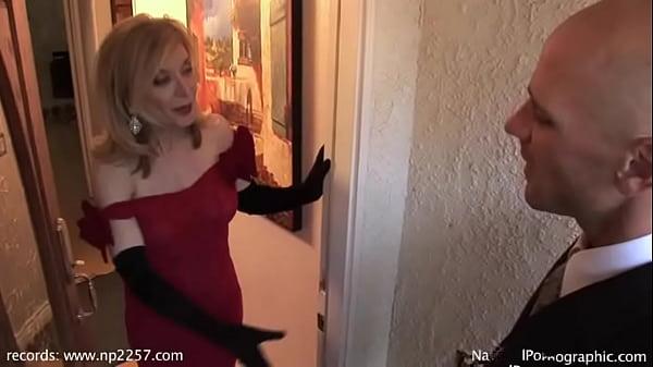 Nina Hartleydriving Miss Hartley With Johnny Sins In