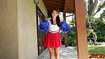 Ashley Stone Teen Cheerleader