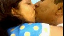 LongKiss Scene Of Desi Couple
