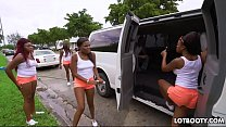 Two Ebony Fat Booty Church Girls Yara Skye And ...
