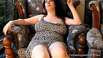 Big Boobed Babe Solo Fun And Masturbation