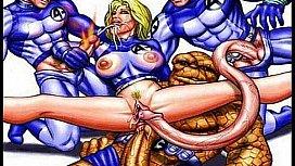 cartoon sex famous Flipbutt (the famous young Art-Critic).