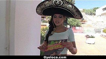 Oyeloca hot smalltits latina daniela rojas fucked hardcore 3