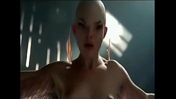 Splice, Adrien Brody Sex Scene