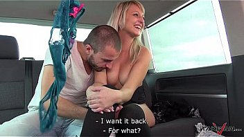 Takevan blonde teen pay big price for a ride home 1