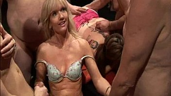 image Hot party orgy with amateurs sucking