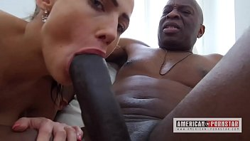 19 Year Old Nicole Love Gets Double Anal Ass Fucked at American-Pornstar