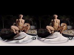 VR Sex With Princess Leia (Star Wars Parody)
