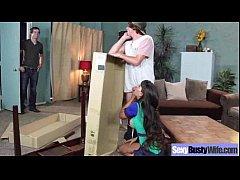 Sex hard Scene With Big Juggs Hot Wife (mercedes carrera) movie-20