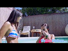 Two Teen Girl Cousins Fuck Each Other - MyStepS...