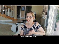 SisLovesme - Used By My Step-Sis For Revenge