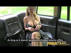 Fake Taxi Welsh MILF goes Balls Deep