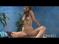 Sexy eighteen year old gril receives fucked hard