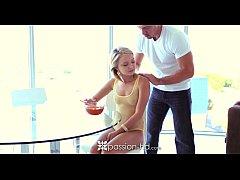 HD - Passion-HD Cute Dakota Skye has honey drip...