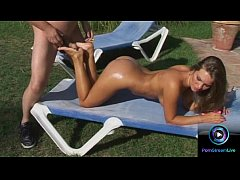 Kinky Lucy Love requested for a man's juice on ...