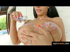 Kyra Hot big tit girl getting fucked