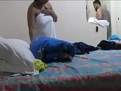 Naked Indian Desi hidden cam
