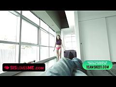 SisLovesMe - Seduced By My Hot Step-Sis