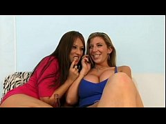 Joselyn Pink and Sara Jay Suck Black Cock and get pt